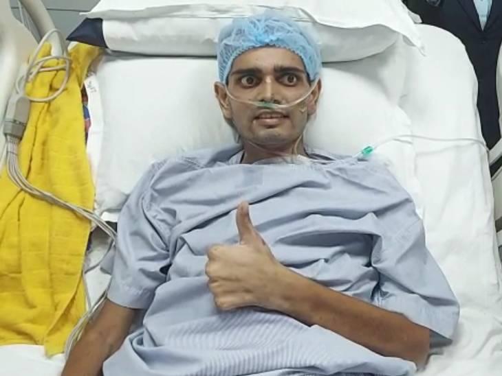 દર્દી જીતેન્દ્ર ભલાણી