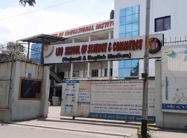 સુરતના ઉધનાની લિયો સનગ્રેસ સ્કૂલના ધોરણ 9ના બે વિદ્યાર્થી કોરોના પોઝિટિવ, સ્કૂલ 7 દિવસ બંધ રાખવા નિર્ણય કરાયો|સુરત,Surat - Divya Bhaskar