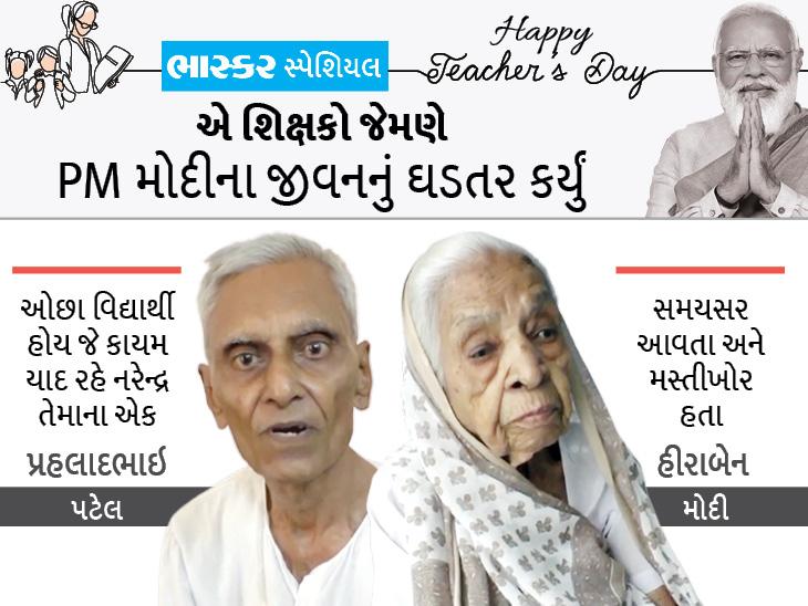 નરેન્દ્ર મોદી હંમેશા કહેતા કે મારું નામ નહીં હોય તો પણ હું સ્પર્ધામાં ભાગ લઇશ, જોગીદાસ ખુમાણના પાત્ર માટે તેમને જ યાદ કરાતા મહેસાણા,Mehsana - Divya Bhaskar