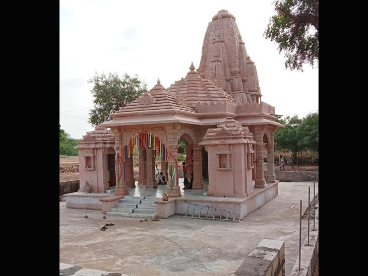 મૂળીના ઉમરડા ગામે આવેલ પ્રાચીન બિલેશ્વર મહાદેવનું મંદિર. - Divya Bhaskar