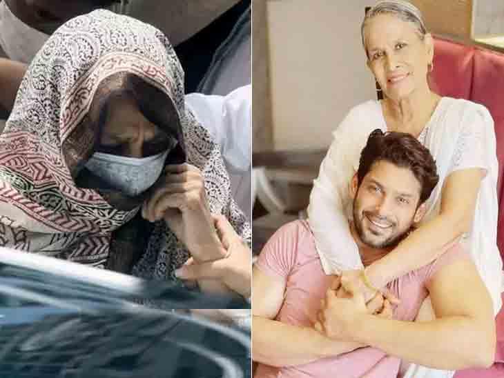 જુવાનજોધ એકના એક દીકરાના મોત બાદ સિદ્ધાર્થ શુક્લાની માતાએ શું કહ્યું હતું?|ટીવી,TV - Divya Bhaskar