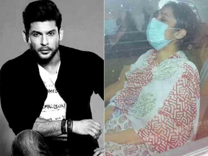 સિદ્ધાર્થ શુક્લાના મોત બાદ શેહનાઝ ગિલે ખાવા-પીવાનું છોડ્યું, રૂમમાં ચૂપચાપ બેસીને રડ્યા કરે છે|ટીવી,TV - Divya Bhaskar