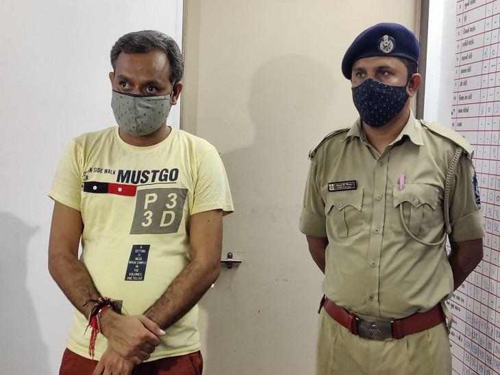 અમદાવાદમાં સરકારી માલિકીની જમીન પોતાની બતાવી બે ગઠિયાએ 15 લાખમાં વેચી મારી, 1 આરોપીની ધરપકડ|અમદાવાદ,Ahmedabad - Divya Bhaskar