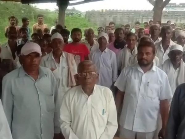 દિલ્હી-મુંબઇ નેશનલ કોરિડોરના વિરોધમાં દાહોદના ખેડૂતો અચોક્કસ મુદ્દતની ભૂખ હડતાળ કરશે દાહોદ,Dahod - Divya Bhaskar