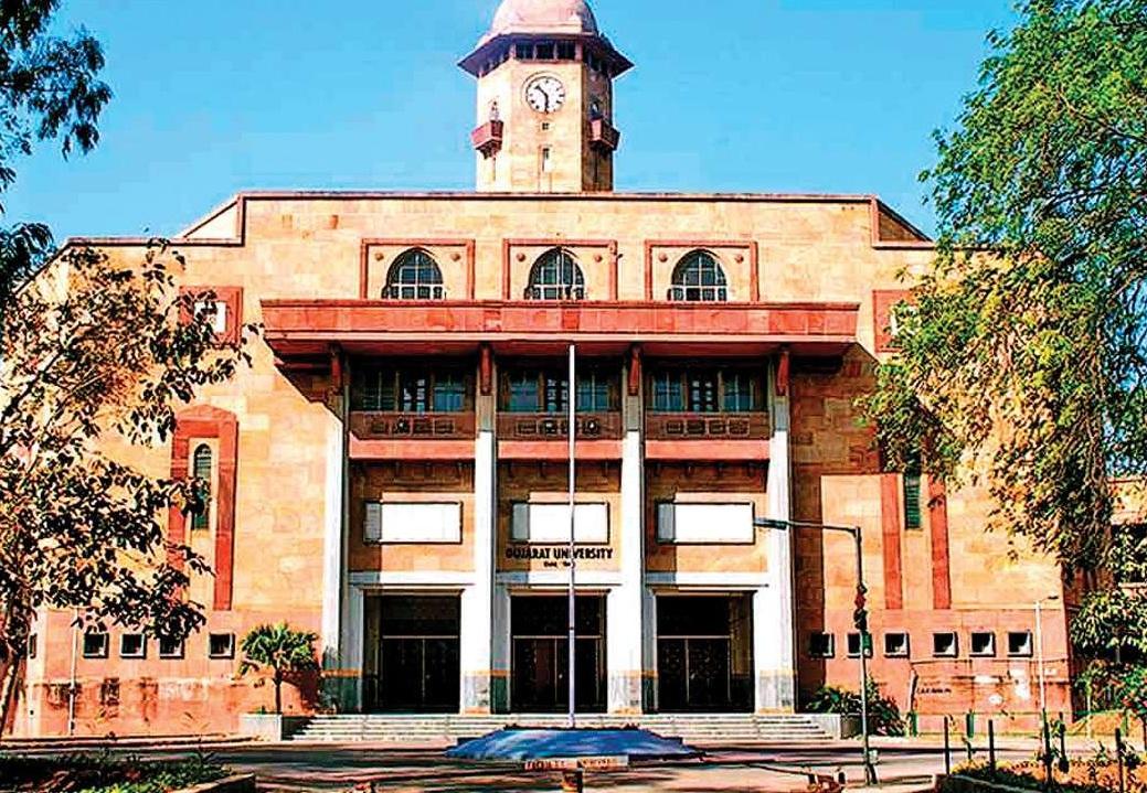 ખાનગી યુનિ.ઓને ફાયદો કરાવવા ગુજરાત યુનિવર્સિટીએ એડમિશન પ્રક્રિયા મોડી શરૂ કરી અમદાવાદ,Ahmedabad - Divya Bhaskar