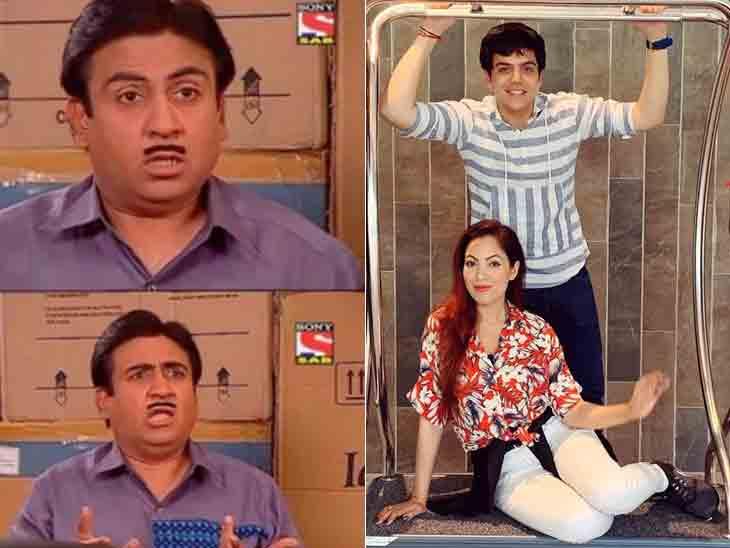 સો.મીડિયા યુઝર્સને યાદ આવ્યા જેઠાલાલ, મીમ્સ વાઇરલ થયાં|ટીવી,TV - Divya Bhaskar