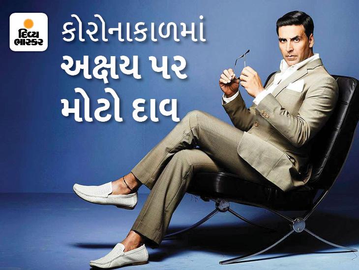 બ્રાન્ડ અક્ષય પર એક વર્ષમાં 1500 કરોડનો દાવ; 8 ફિલ્મ-1 વેબ સિરીઝ આવશે, જાહેરાતની દુનિયામાં પણ સ્ટાર|બોલિવૂડ,Bollywood - Divya Bhaskar