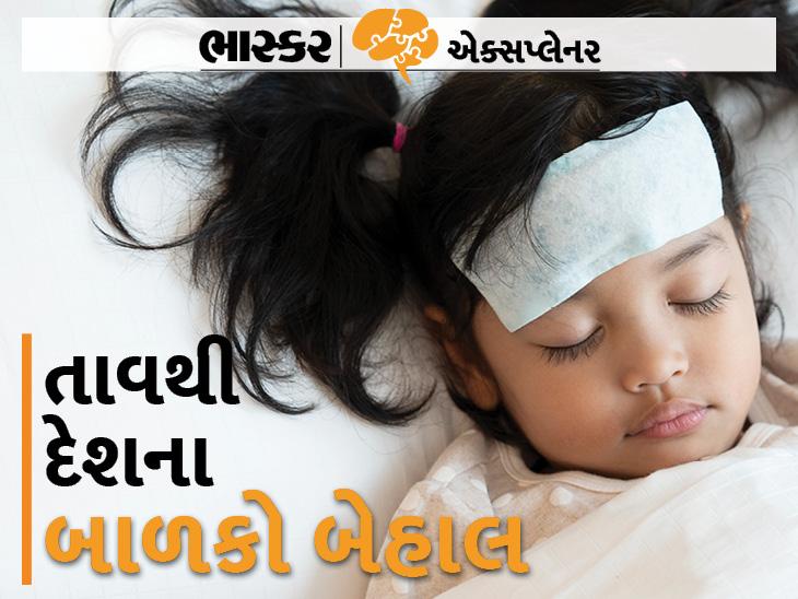 UPના 'રહસ્યમય તાવ'થી MPના વાઇરલ ફીવર સુધી; દેશનાં અનેક રાજ્યોમાં શા માટે બીમાર થઈ રહ્યાં છે બાળકો? જાણો લક્ષણોથી બચાવ સુધીના ઉપાય ઓરિજિનલ,DvB Original - Divya Bhaskar