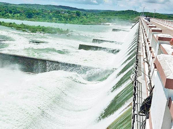 ગુજરાતમાં સીઝનનો 57% વરસાદ; નર્મદા ડેમ 51%, 206 ડેમ 61% ભરાયા અમદાવાદ,Ahmedabad - Divya Bhaskar