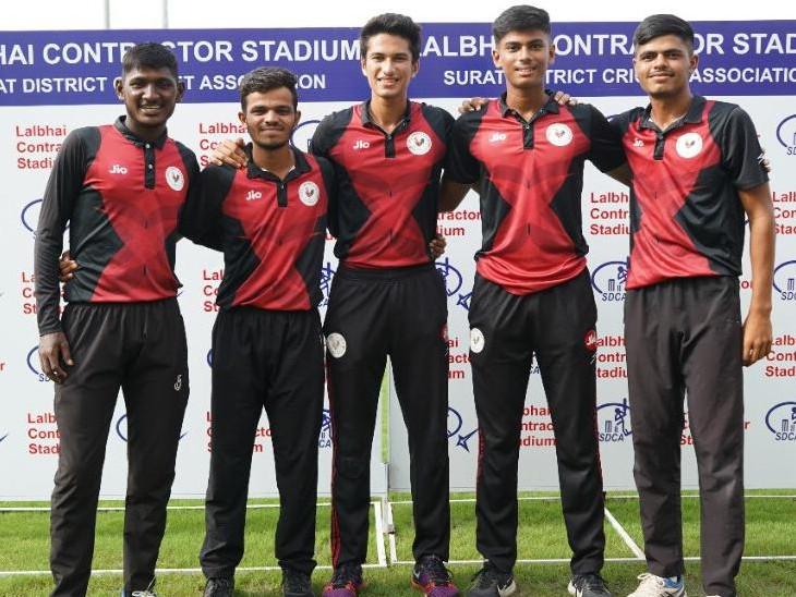 પાંચ ખેલાડીઓની વર્ષો બાદ પસંદગી થઈ છે. - Divya Bhaskar