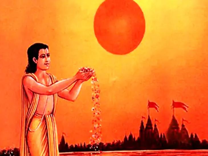 12 સપ્ટેમ્બરના રોજ રવિવાર અને છઠ્ઠ તિથિનો સંયોગ, આ યોગમાં ભગવાન ભાસ્કરની પૂજાથી બીમારીઓ દૂર થાય છે|ધર્મ,Dharm - Divya Bhaskar