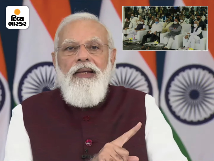 પાટીદારોની દેશભક્તિનાં પણ વખાણ કર્યાં, કહ્યું- વેપારક્ષેત્રે તેમણે દેશને હંમેશાં નવી ઓળખ આપી|ઈન્ડિયા,National - Divya Bhaskar