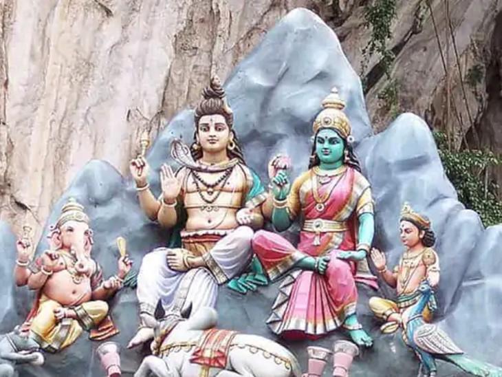 ગણેશજીની પૂજાથી ઘરમાં સુખ-સમૃદ્ધિ એટલે રિદ્ધિ-સિદ્ધિનું આગમન થાય છે અને પરિવારમાં શુભ-લાભ જળવાઇ છે|ધર્મ,Dharm - Divya Bhaskar