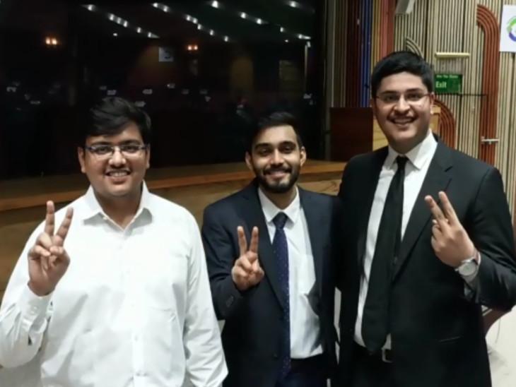 CA ફાઇનલનું 11.97 ટકા પરિણામ જાહેર, 2870 વિદ્યાર્થીઓ પાસ થયા, અમદાવાદના 4 વિદ્યાર્થીઓએ ઓલ ઇન્ડિયા રેન્ક મેળવ્યો|અમદાવાદ,Ahmedabad - Divya Bhaskar