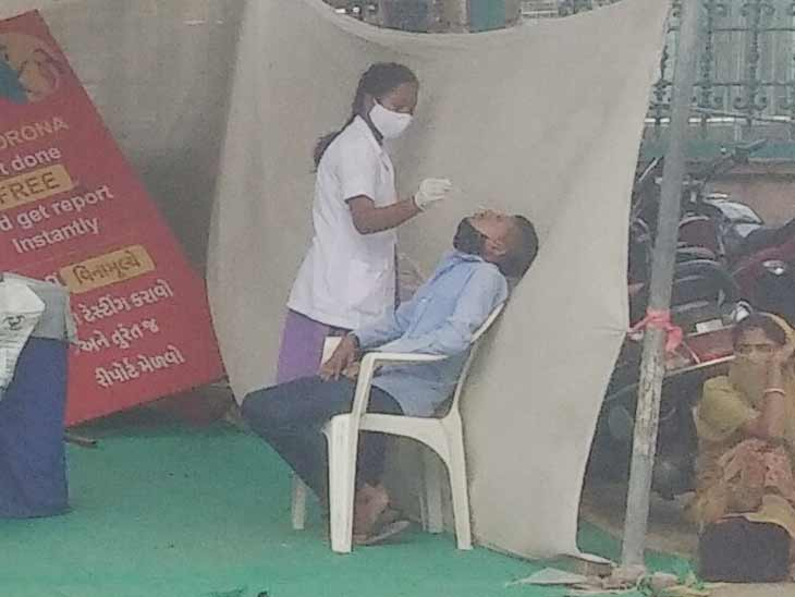 શહેરમાં ફરી નવા કેસ નોંધાયા, 2 નવા કેસ અને 2 દર્દી સાજા થયા, જિલ્લામાં સતત 31મા દિવસે શૂન્ય કેસ|અમદાવાદ,Ahmedabad - Divya Bhaskar