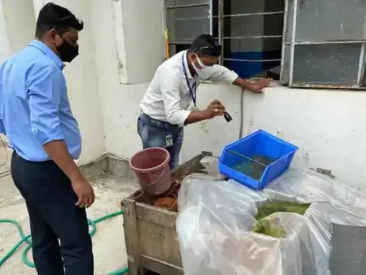 મચ્છરના બ્રિડિંગ શોધવા કોર્પોરેશનની ટીમો કાર્યરત થઈ ( ફાઈલ ફોટો)
