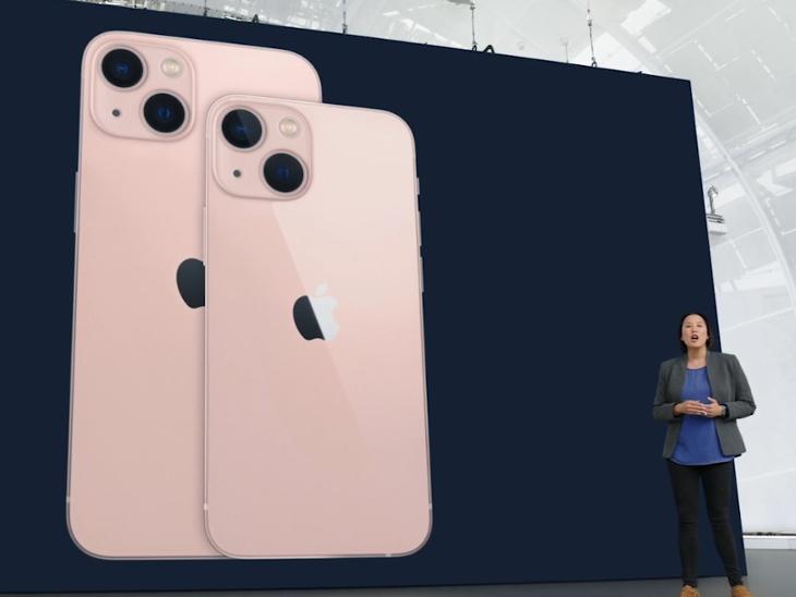 એપલે લોંચ કર્યો આઈફોન 13 અને 13 મિની, જૂના મોડલ કરતાં વધારે બ્રાઈટ ડિસ્પ્લે મળશે, તેની પ્રારંભિક કિંમત રૂપિયા 51400 ગેજેટ,Gadgets - Divya Bhaskar