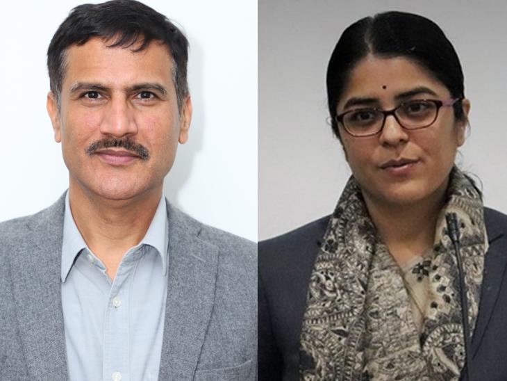 મુખ્યમંત્રી કાર્યાલયમાં ધરખમ ફેરફાર, એમ.કે.દાસ તેમજ અશ્વિની કુમાર સહિતના તમામ IAS રવાના કરાયા|અમદાવાદ,Ahmedabad - Divya Bhaskar