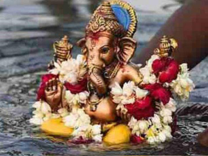 અનંત ચૌદશ ગણેશ વિસર્જનનું પર્વ છે, શ્રીકૃષ્ણએ પાંડવોને આ વ્રત કરવાની સલાહ આપી હતી|ધર્મ,Dharm - Divya Bhaskar