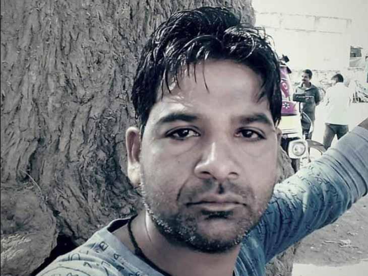 મૃતકની તસવીર - Divya Bhaskar