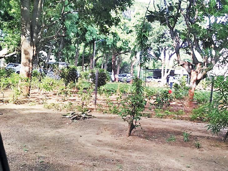રૂપાણી-નીતિન પટેલના બંગલે ટેકેદારોનો જમાવડો; રૂપાણીએ મોવડી મંડળને કહ્યું, 'મંત્રીઓનો શું વાંક?'|ગાંધીનગર,Gandhinagar - Divya Bhaskar