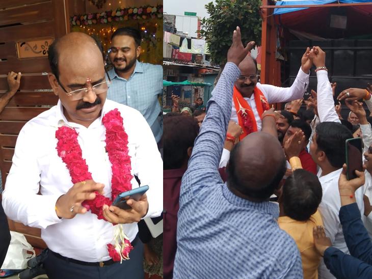 પાર્ટીએ જે તક આપી છે એમાં યોગ્ય મહેનત કરીશું, મંત્રીપદનો ફોન આવ્યા બાદ ધારાસભ્યોની દિવ્ય ભાસ્કર સાથે ખાસ વાતચીત અમદાવાદ,Ahmedabad - Divya Bhaskar