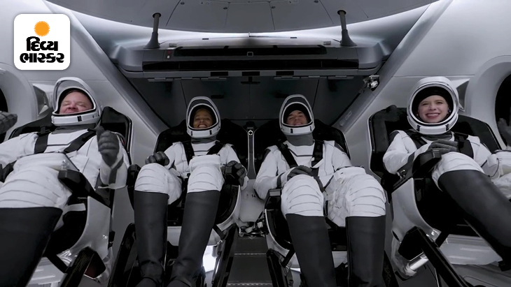 આ સ્પેસક્રાફ્ટમાં બે પ્રશિક્ષિત પાયલટ છે, પરંતુ અવકાશયાનના સંચાલનમાં તેમની કોઈ ભૂમિકા નથી.