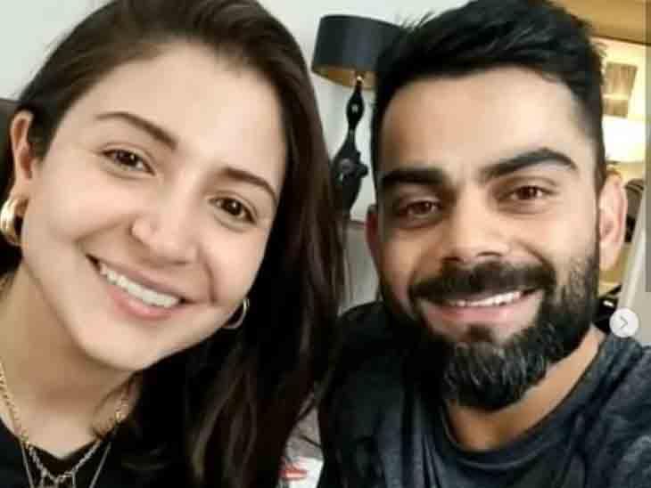 વિરાટની કેપ્ટનશિપ પર પત્નીની પ્રતિક્રિયા, અનુષ્કા ભૂતકાળમાં ઘણીવાર ક્રિકેટના મુદ્દે બાખડી ચૂકી છે|બોલિવૂડ,Bollywood - Divya Bhaskar