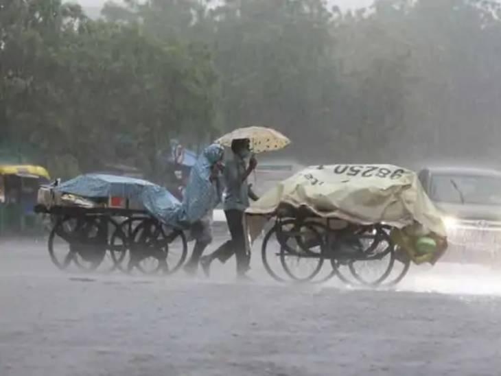 આગામી ચાર દિવસ ગુજરાતમાં ભારે વરસાદની આગાહી ( ફાઈલ ફોટો) - Divya Bhaskar