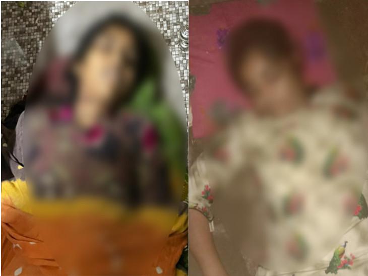 બન્ને યુવતીઓ ખજૂરનું પેકીંગ કરતા-કરતા બન્ને બહેનપણી બની ગઇ હતી - Divya Bhaskar