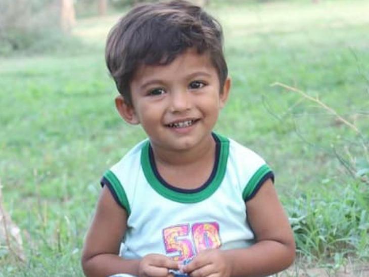 માસૂમ બાળક પ્રિયાંન્સુ - Divya Bhaskar