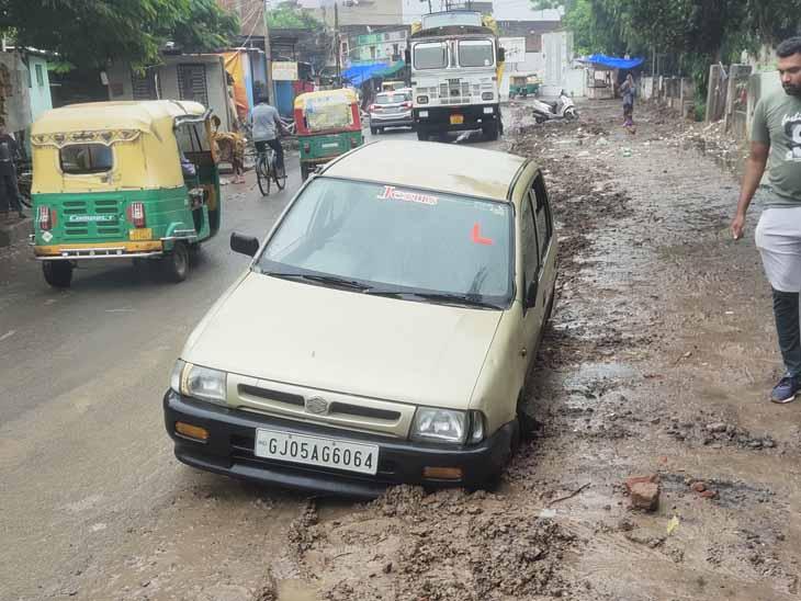 ખેડા જિલ્લામાં 36 કલાકમાં સરેરાશ 13.1 મીમી વરસાદ|નડિયાદ,Nadiad - Divya Bhaskar