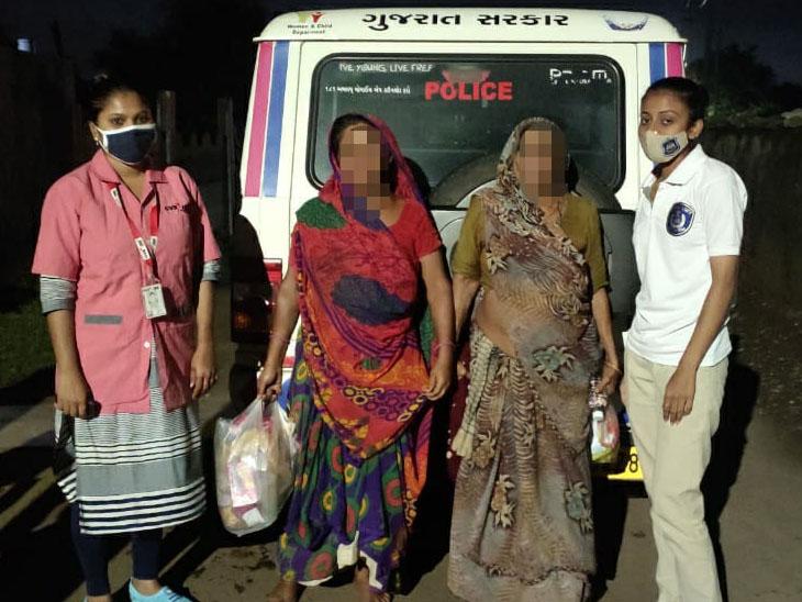વહુના ત્રાસથી સાસુએ ઘર છોડ્યું, પુત્રએ કહ્યું કે, માતા અસ્વસ્થ હોવાથી ઘરેથી નીકળી જાય છેે રાજકોટ,Rajkot - Divya Bhaskar