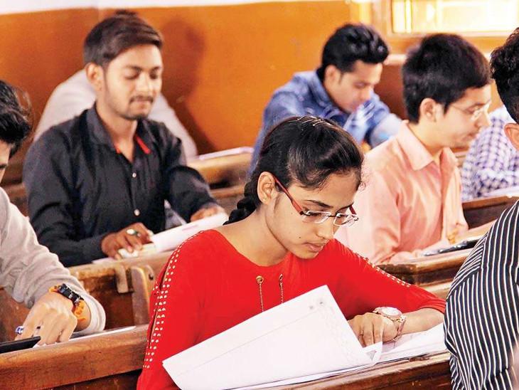 ઓનલાઇન શિક્ષણથી લખવાની ટેવ છૂટી જતાં પરીક્ષા ઓનલાઈન લેવાની માગણી|અમદાવાદ,Ahmedabad - Divya Bhaskar