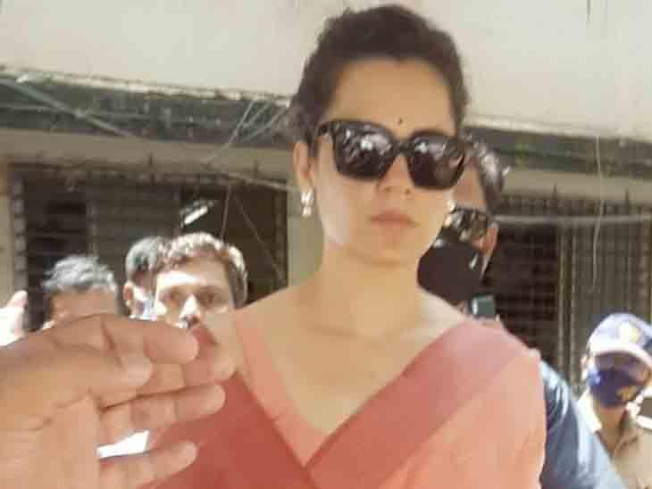 કોર્ટમાં પહેલી જ વાર આમને-સામને કંગના-જાવેદ અખ્તર; એકબીજા સાથે વાત ના કરી, જજે માત્ર એક્ટ્રેસનું નામ પૂછ્યું બોલિવૂડ,Bollywood - Divya Bhaskar