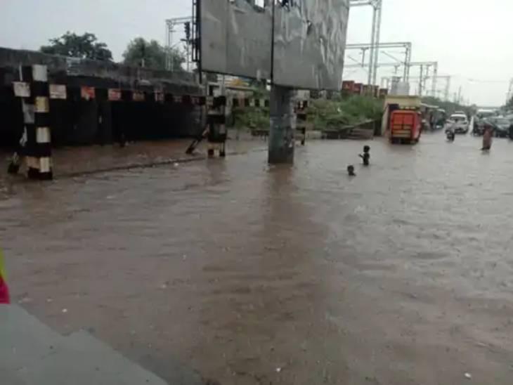 24 કલાકમાં 141 તાલુકાઓને વરસાદે ધમરોળ્યા