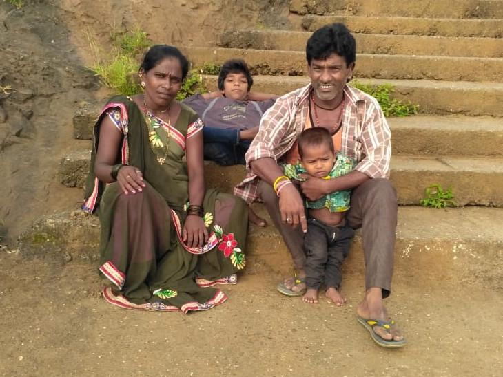 સુરતમાં કમેલા દરવાજા પાસે બાઈક સવાર દંપત્તીને અકસ્માત નડ્યો, પતિનું મોત, પત્ની સારવાર હેઠળ|સુરત,Surat - Divya Bhaskar