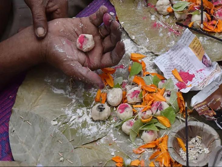 શ્રાદ્ધ પક્ષની નોમ તિથિએ મહિલાઓનું શ્રાદ્ધ કરવું, અકાળ મૃત્યુ પામેલા વ્યક્તિનું શ્રાદ્ધ 5 ઓક્ટોબરના રોજ કરવું|ધર્મ,Dharm - Divya Bhaskar