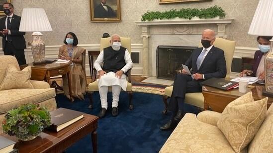 બાઇડને કહ્યું, તેઓ ભારતીય મૂળની મહિલા સાથે લગ્ન કરવા માગતા હતાઃ ઓબામા, ટ્રમ્પ બાદ બાઇડન સાથે મોદીનો ઘરોબો|વર્લ્ડ,International - Divya Bhaskar