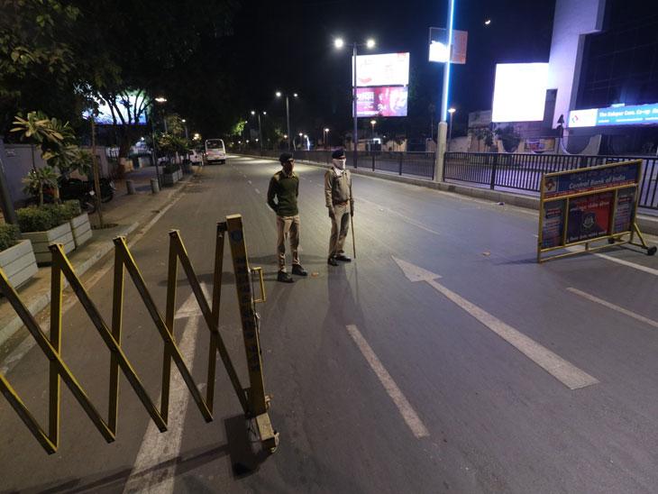 સરકારે 15 સપ્ટેમ્બરથી 25 સપ્ટેમ્બર સુધી શહેરોમાં રાતના 11 વાગ્યાથી સવારના 6 વાગ્યા સુધી રાત્રિ કર્ફ્યૂ લાગુ કર્યો હતો ( ફાઈલ ફોટો).