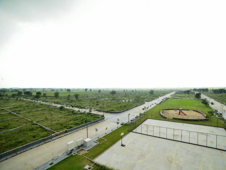 અમદાવાદના SG હાઈવે પર 12,858 ચોરસ મીટરના પ્લોટની કિંમત 385 કરોડ, 4 વર્ષમાં જ ભાવ બમણા|અમદાવાદ,Ahmedabad - Divya Bhaskar