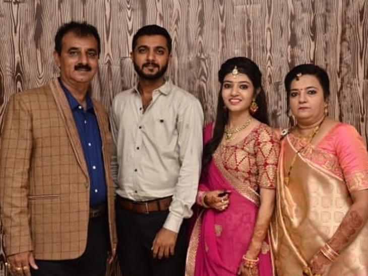 'સાસુ - સસરાને માતા-પિતાનું સ્વરૂપ આપવાની બહુ કોશિષ કરી, બટ આઈ ફેઇલ' લખી મહેમદાવાદની પરિણીતાનો આપઘાત, દોઢ વર્ષના લગ્નજીવન બાદ પુત્રવધૂએ જીવનનો અંત આણ્યો|ઉમરેઠ,Umreth - Divya Bhaskar