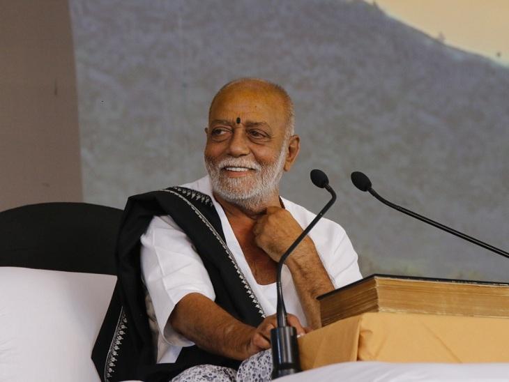 નવરાત્રી અને વિજયાદશમીના શુભ દિવસોમાં પૂજ્ય મોરારી બાપુની 866મી રામકથા નેપાળમાં યોજાશે|અમદાવાદ,Ahmedabad - Divya Bhaskar