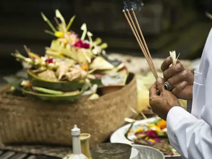 આ દિવસે ભગવાન વિષ્ણુની પૂજા અને શ્રાદ્ધથી પિતૃઓને તૃપ્તિ મળે છે|ધર્મ,Dharm - Divya Bhaskar