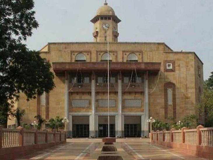ગાંધી જયંતિ વંદનાઅને વિશ્વ અહિંસા દિવસ નિમિત્તે ગુજરાત યુનિવર્સિટી ખાતે વૈવિધ્યસભર કાર્યક્રમોનુંઆયોજન અમદાવાદ,Ahmedabad - Divya Bhaskar