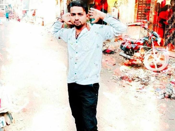 સુરતના લિંબાયતમાં યુવકની હત્યા,ચપ્પુના ઘા ઝીંકતા હુમલાખોરો CCTVમાં કેદ|સુરત,Surat - Divya Bhaskar