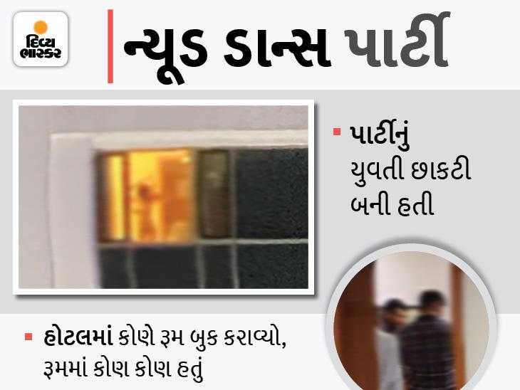 રાજકોટમાં ન્યૂડ વીડિયોના 36 કલાક બાદ પણ રૂમમાં કોણ હતું એ પોલીસ શોધી શકી નથી, રૂમમાં દિલ્હીનું કપલ હતું કે નહિ એ તપાસનો વિષય : DCP|રાજકોટ,Rajkot - Divya Bhaskar