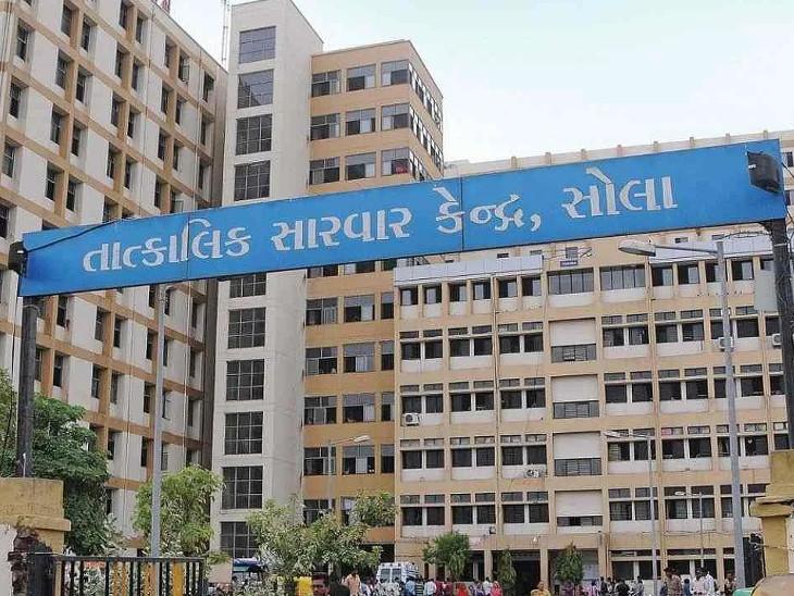કોરોના દર્દીઓના ભોજનની થાળીમાંથી 80 લાખ ઓહિયાં, અમદાવાદની સોલા સિવિલે દર્દીદીઠ રૂ. 508 ખર્ચ્યા, RTIમાં દર્શાવ્યા માત્ર રૂ. 96|અમદાવાદ,Ahmedabad - Divya Bhaskar