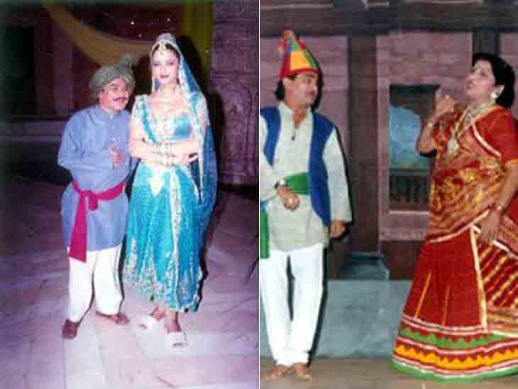 'ભવાઈ'ના રંગલાની જીવનના રંગમચ પરથી એક્ઝિટ, છેલ્લા સમયે કાન ટોપી પહેરીને એક્ટિંગ કરી|ટીવી,TV - Divya Bhaskar