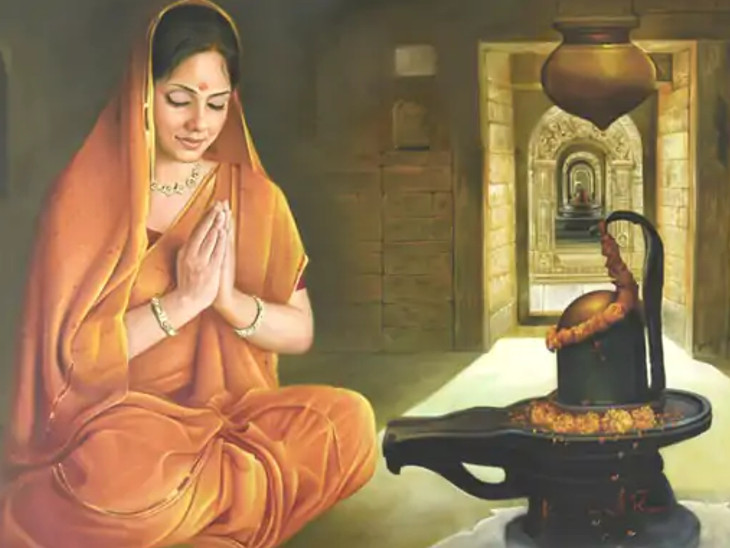 સોમવારે પ્રદોષ વ્રત, આ દિવસે ભગવાન શિવ-પાર્વતીની પૂજા કરવાથી બીમારીઓ દૂર થાય છે અને ઉંમર વધે છે|ધર્મ,Dharm - Divya Bhaskar
